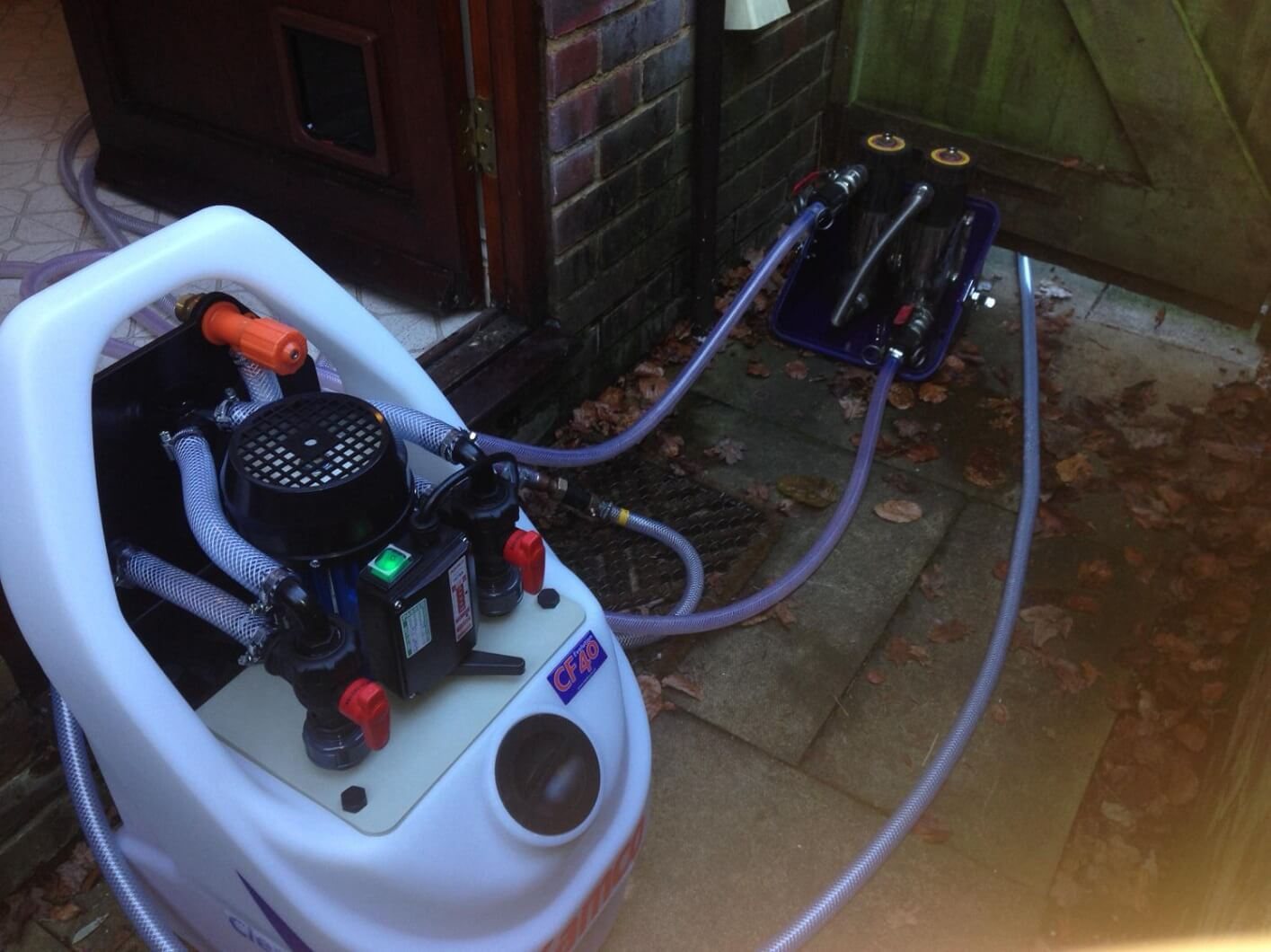 Power Flushing Medway - Reliable Plumbers & Heating Engineers Ltd are Gas Safe Registered-114518- We are Fighting for a Gas Safe Nation